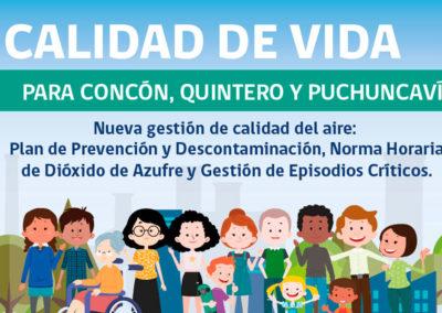 Seremi Medio Ambiente Vaparaíso: Plan Descontaminación