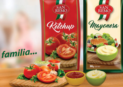 Salsas San Remo